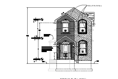 Home Plan Wallington